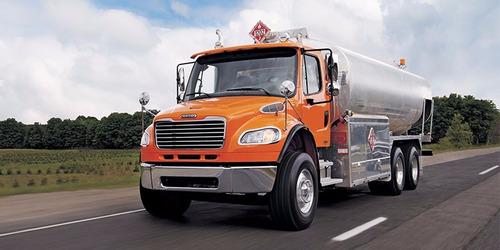 freightliner - m2 106 26 ton. 280 hp camión 6 x 4 susp.