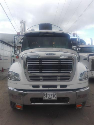 freightliner m2-112 con trailer  marca construtailer md2012