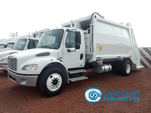 freightliner mod 2009 compactador de basura