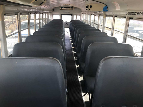 freightliner thomas built buses 2006