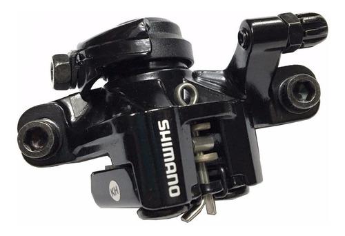 freio a disco shimano acera m375 mecânico pinça s/ rotor mtb