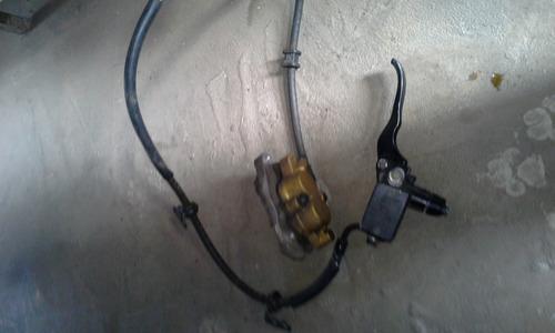 freio moto burrinho