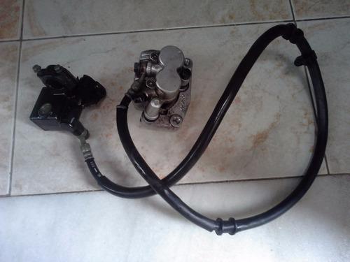 freio moto pinça