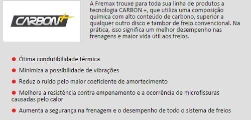 fremax (par) disco freio