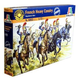 French Heavy Cavalry Napoleonic Wars 1/72 Italeri Nro  6003