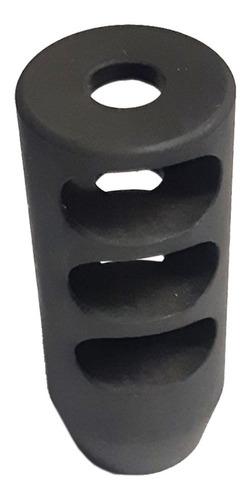 freno de boca muzzle brake rompe flamas 5/8x24  308 7.62 30