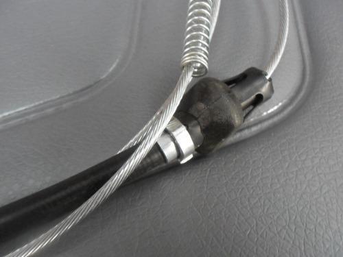 freno mano cable