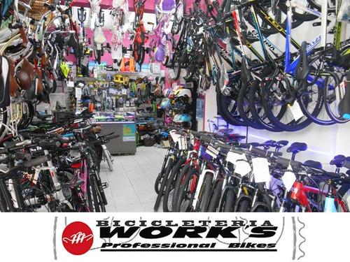 frenos a discos delantero + trasero(mecani)kit- works!!