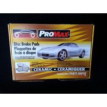 Pastillas Traseras Ford F150 2013 Promax Ceramicas 101602