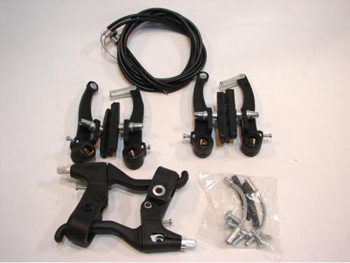 frenos v/brake eastman completos con cables - racer bikes