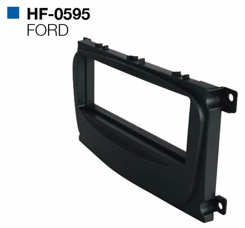 frente 1 din  ford focus  2009 - 2011
