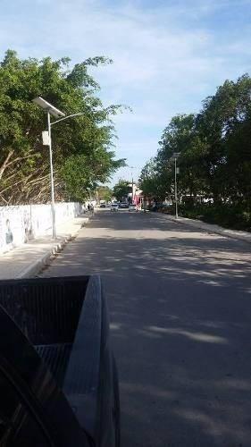 frente a biblioteca, zona comercial, col maya pax