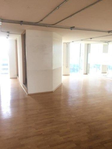 frente a metrobus rio churubusco piso completo de oficinas en piso 11