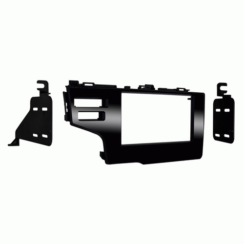 frente adaptador para honda fit 2015-up 2din metra 95-7883hg