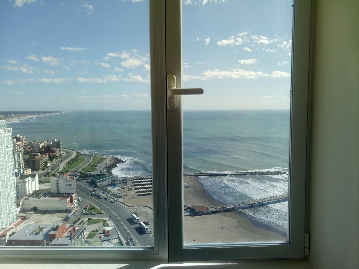 frente al mar - del plata  (departamento)