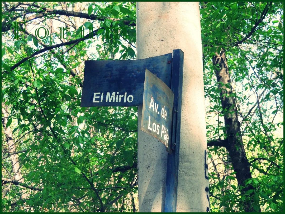 frente al río santa rosa, va. strada, 3 lotes colindantes