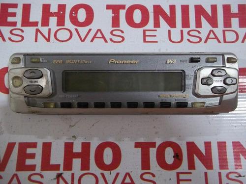 frente cd mp3 pioneer original