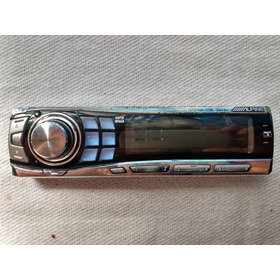 Frente Cd Player Alpine Cde 9853l