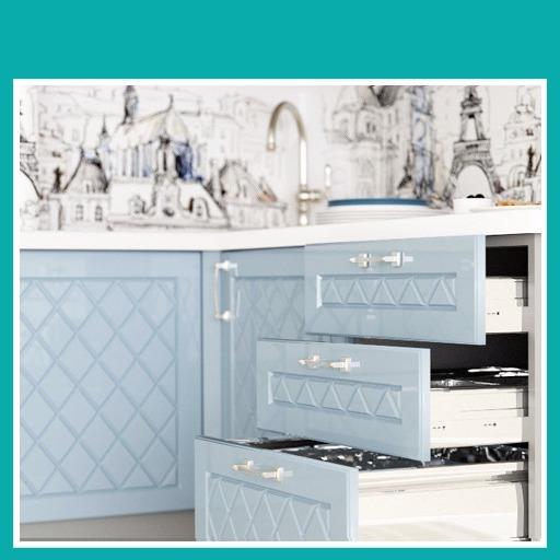 Frente De Cajón Para Muebles De Cocina Mdf 14x40 Verona - $ 852,00 ...