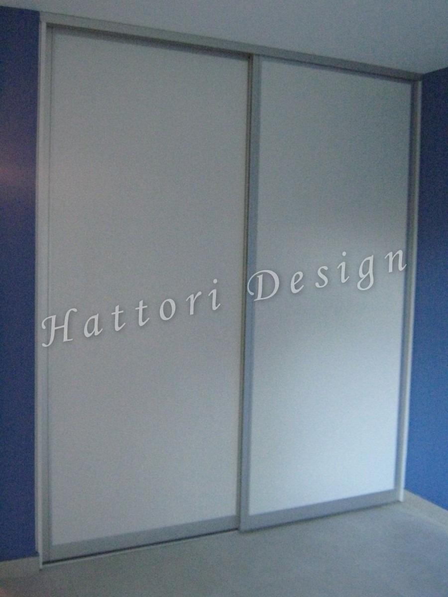 Frente E Interior De Placardh 5 700 00 En Mercado Libre # Muebles Hattori Design