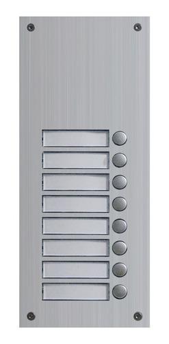 frente expander portero commax edificio 8 pulsadores dr 8us
