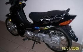 frente guerrero dl top 110 gris - dos ruedas motos