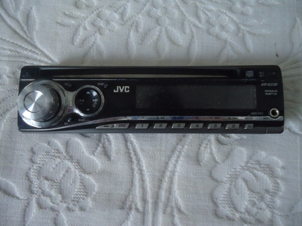Jvc Kd G230 Wiring Diagram - Explained Wiring Diagrams