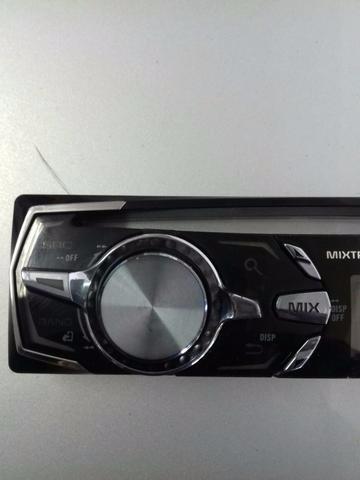 frente pionner mixtrax deh 8580 bt