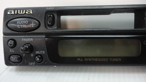 frente radio coche sony xr - c110.