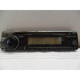 Frente Toca Cd Sony Cdx - C487v (wf)