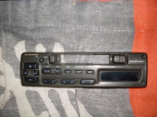 frente  toca fitas pioneer 2900  não foi testada
