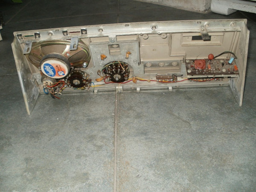 frente transmisor radio antiguo sicom zona caballito