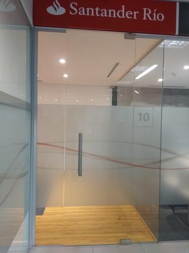 frentes y puertas blindex, profilit, uglass,  011-4450-5279