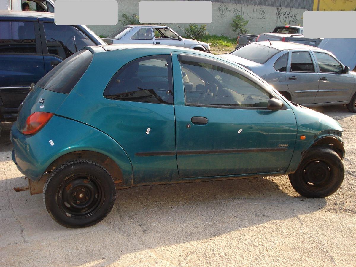 Frentao Mini Frente Ford Ka 1 0 Ano 2000 So Lata R 450 00 Em