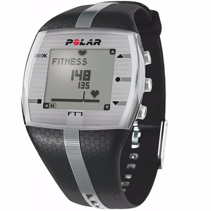 6769eaabf44 Frequencímetro Relógio Monitor Cardíaco Polar Ft7 Original - R  549 ...
