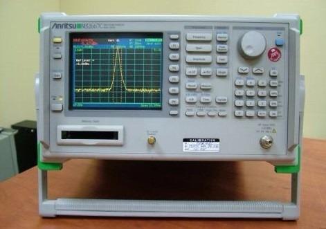 frequency scan barrido de frecuencias