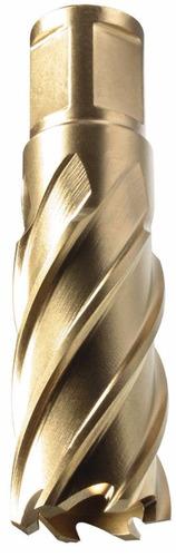 fresa corona 20x50mm taladro base magnética milwaukee 343295