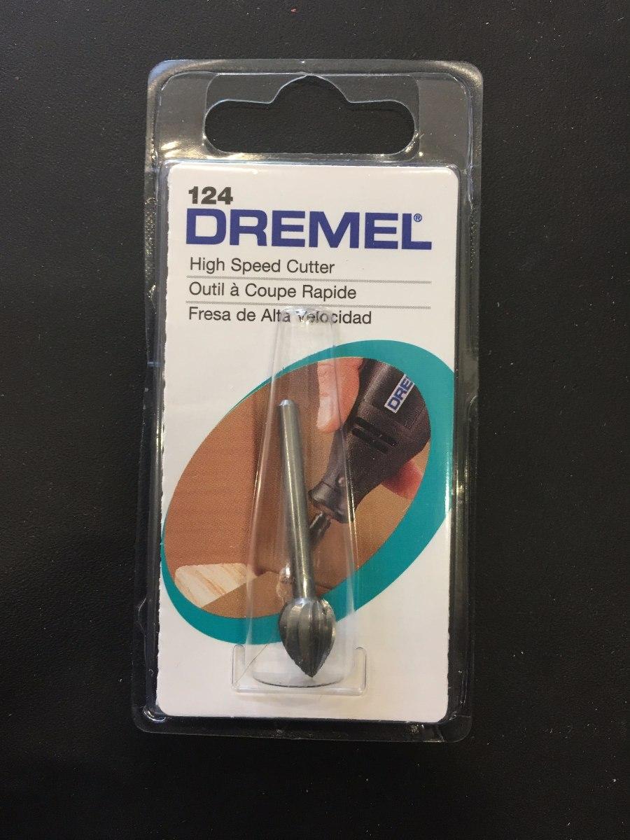 Dremel # 124 High-Speed Cutter  NEW