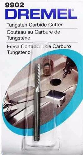 fresa de carburo tungsteno dremel 9903 (1/8 - 3,2mm)