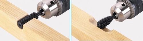 fresa escariador entalhar escrever em madeira plastico e out