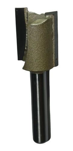 fresa para dobradiça haste 6mm x 5/8 (15.87mm)