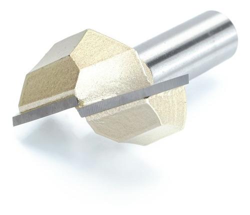 fresa paralela cortante / fundo plano 12mm corte 1-1/2