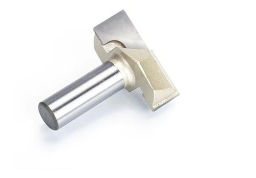 fresa paralela cortante / fundo plano haste 12mm corte 2 pl