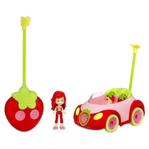 fresa shortcake berry cruiser rc vehículo los estilos pueden