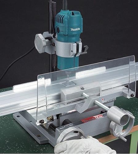 fresadora de aluminio 1/4  530w. 30000 rpm 16kg. 4403