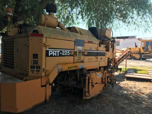 fresadora de asfalto cmi prt225