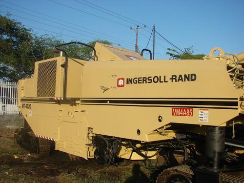 fresadora de asfalto  ingersoll rand mt 6520 milling machine