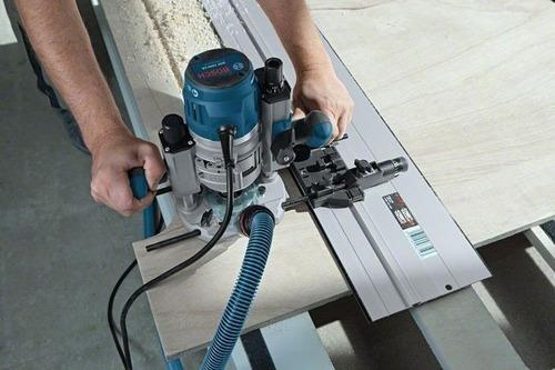 fresadora de superficie marca bosch modelo gof 1600 ce