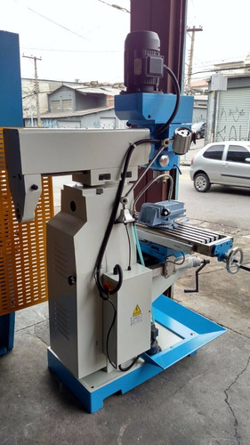 fresadora ferramenteira zx7550cw 1000x240mm nova completa
