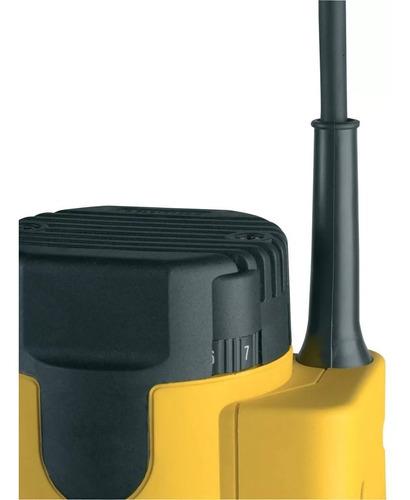 fresadora rebajadora router dewalt 1100 w dw621 vel variable